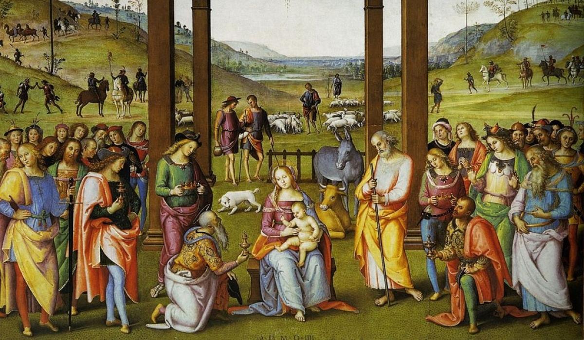 Itinerario alla scoperta delle opere del Perugino a Città della Pieve
